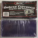 Deluxe Currency Holders (50 count)